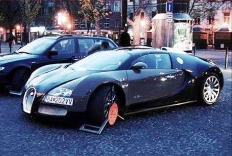 Top Speed Vehical Gallery Clamped Supercars