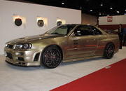 Nissan Skyline GT-Rs at the 2009 SEMA Show - image 334281