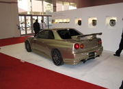 Nissan Skyline GT-Rs at the 2009 SEMA Show - image 334283