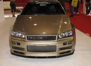 Nissan Skyline GT-Rs at the 2009 SEMA Show - image 334285