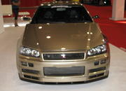 Nissan Skyline GT-Rs at the 2009 SEMA Show - image 334286