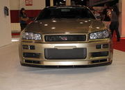 Nissan Skyline GT-Rs at the 2009 SEMA Show - image 334287