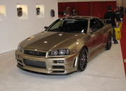 Nissan Skyline GT-Rs at the 2009 SEMA Show - image 334288