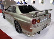Nissan Skyline GT-Rs at the 2009 SEMA Show - image 334270