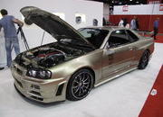 Nissan Skyline GT-Rs at the 2009 SEMA Show - image 334272