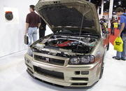 Nissan Skyline GT-Rs at the 2009 SEMA Show - image 334275