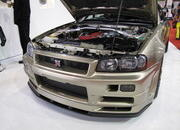 Nissan Skyline GT-Rs at the 2009 SEMA Show - image 334276