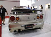 Nissan Skyline GT-Rs at the 2009 SEMA Show - image 334267
