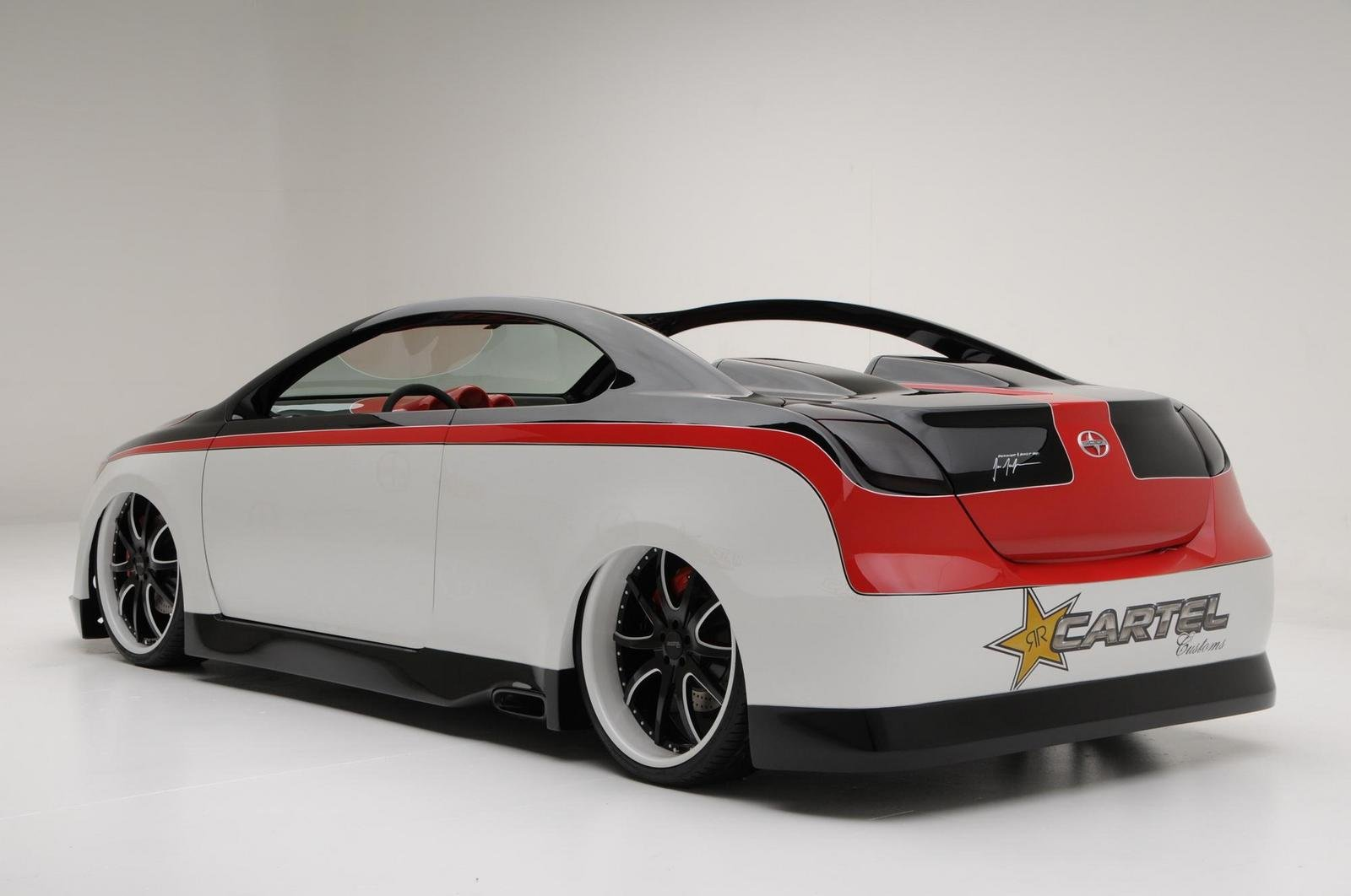 TOP SPEED VEHICAL: Scion tC by Epic Cartel