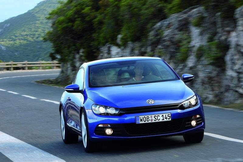 Volkswagen will equip the Scirocco and Eos with GTI power