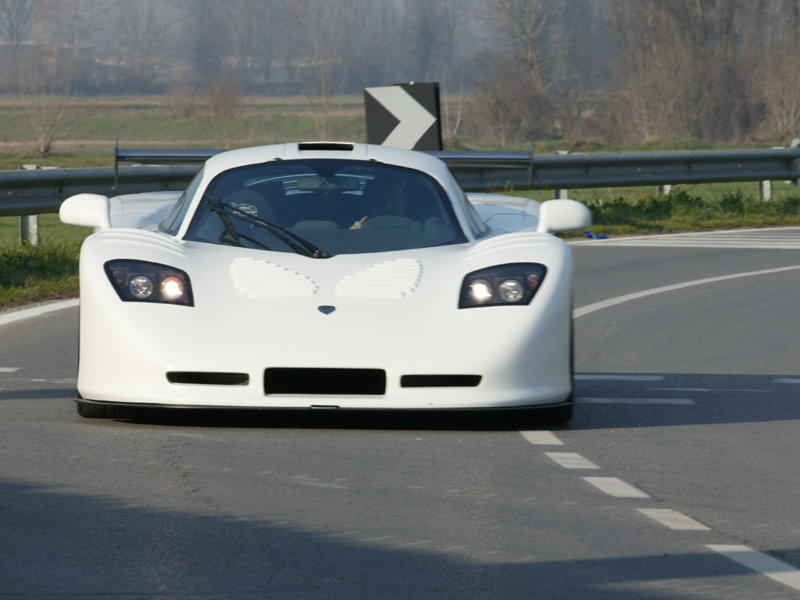 Special Mosler MT900 intends to set a new speed record at the Nardo Ring