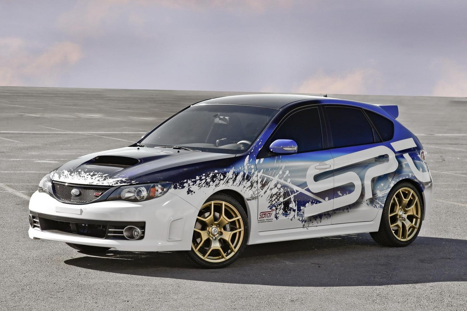 2009 subaru wrx sti by spt review gallery top speed. Black Bedroom Furniture Sets. Home Design Ideas