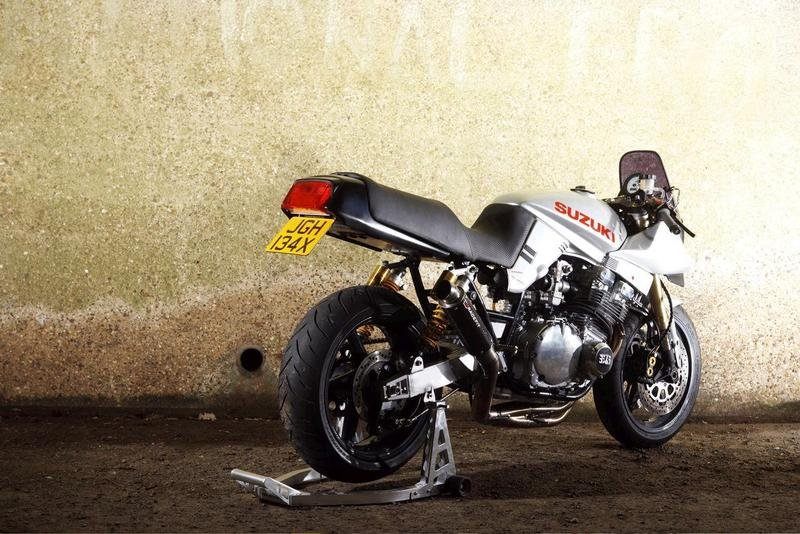 Suzuki Katana 1100 by Steve Adams