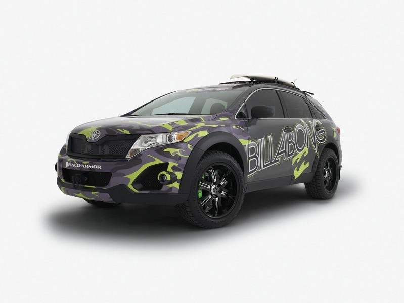 2009 Toyota/Billabong Ultimate Venza Concept