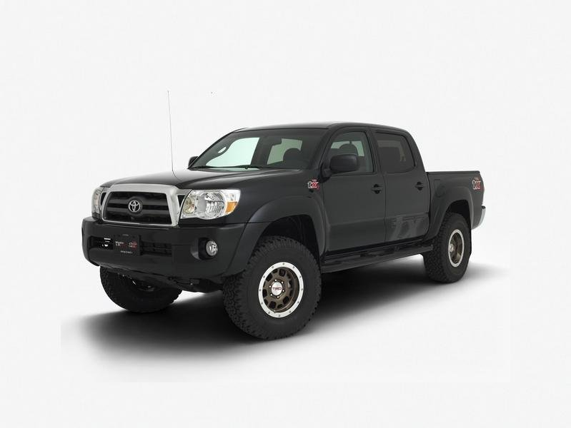 2009 Toyota Tacoma TX Package Concept