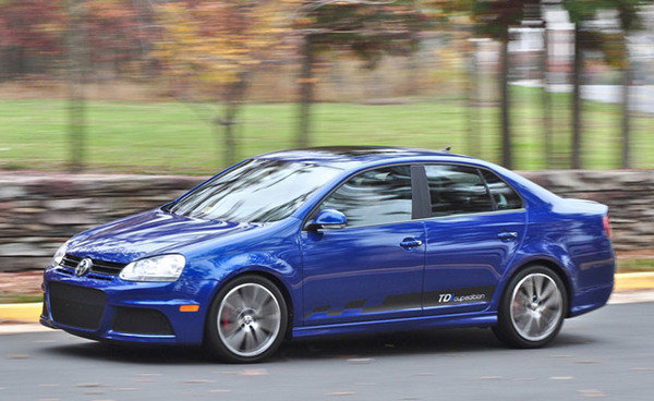 2009 Volkswagen Jetta Tdi Cup Street Edition Review