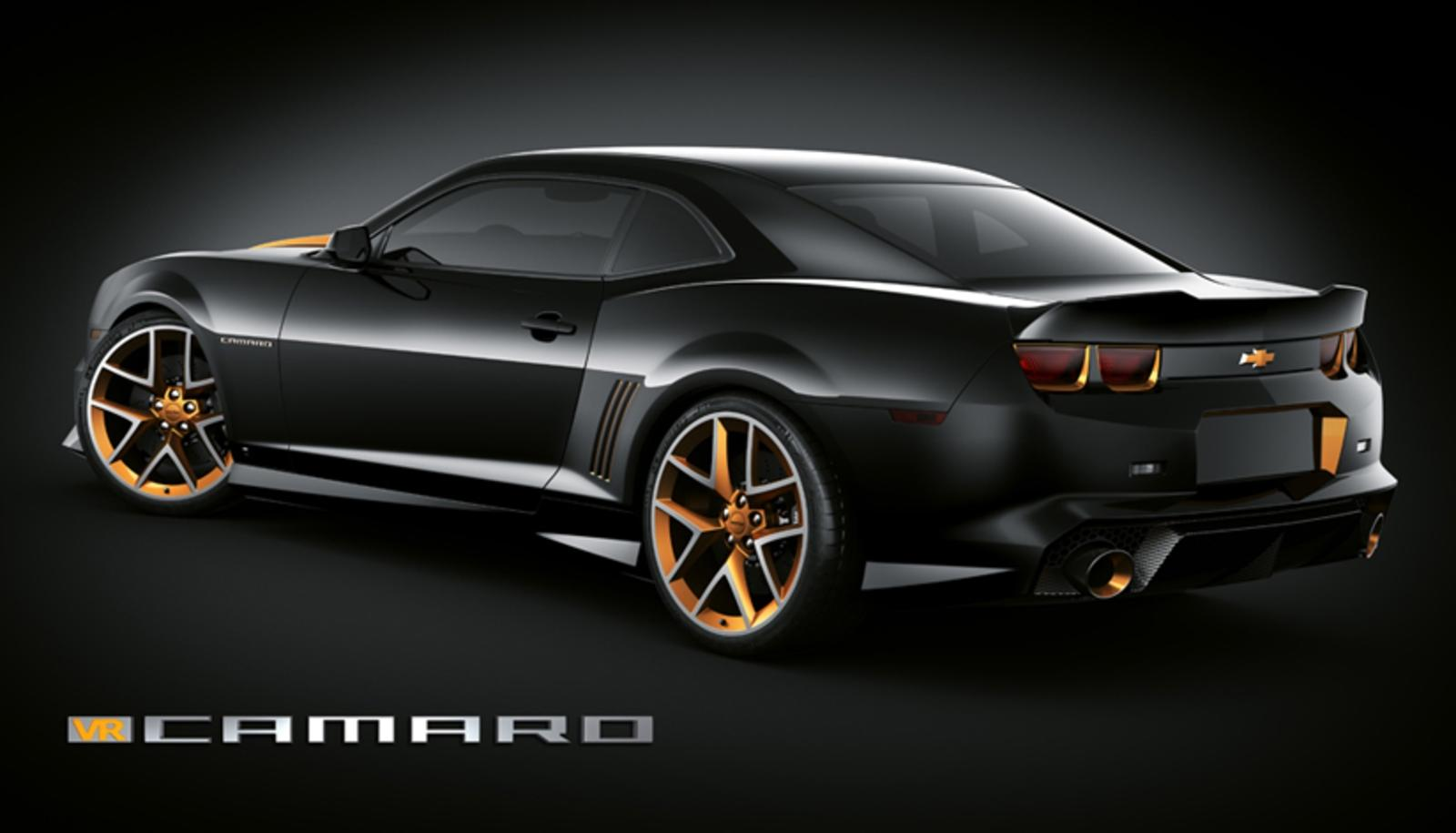Chevy Muscle Cars >> VR Chevrolet Camaro - Or How A British Camaro Will Look Like News - Top Speed