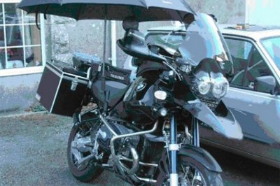 WTF?: BMW R 1200 GS Adventure convertible