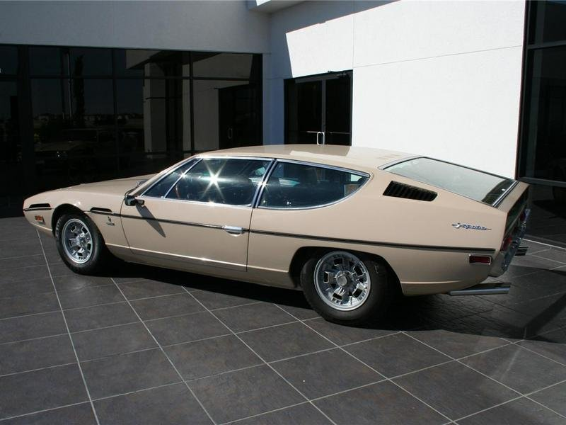 1972 Lamborghini Espada Series II for sale on eBay