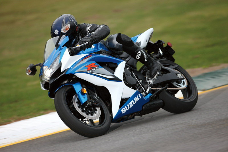 2010 Suzuki GSX-R 750 | Top Speed