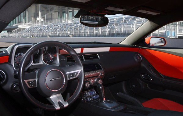 2010 chevrolet camaro ss indianapolis 500 pace car car review top