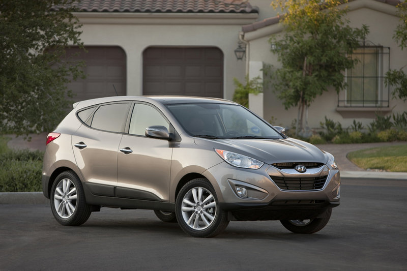2010 Hyundai Tucson prices announced