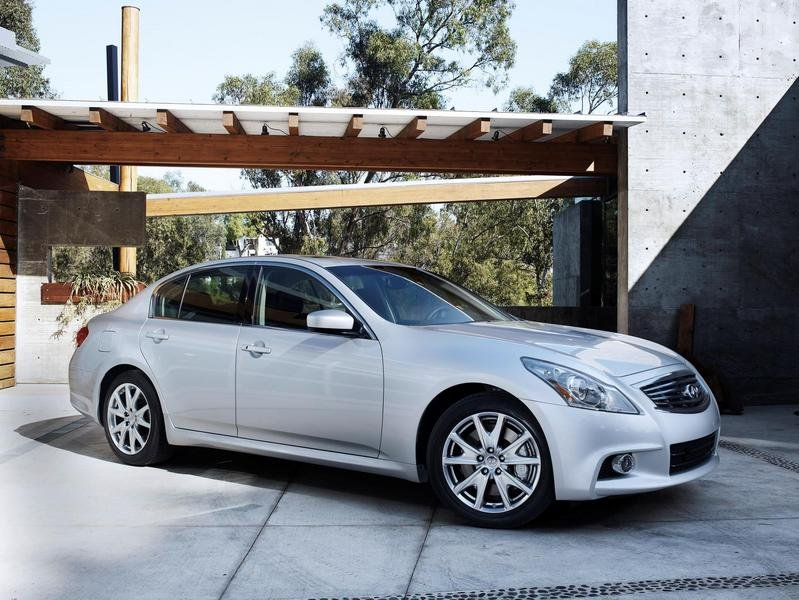 2010 Infiniti G Sedan and Coupe prices announced