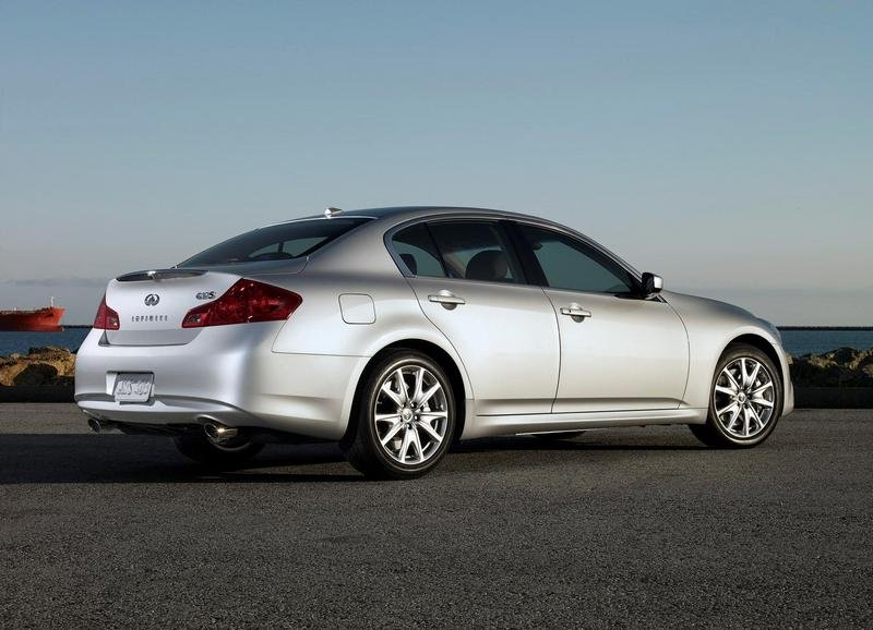 2010 Infiniti G Sedan and Coupe prices announced High Resolution Exterior - image 339229
