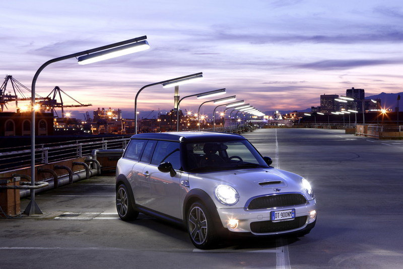 2010 Mini Clubman Soho