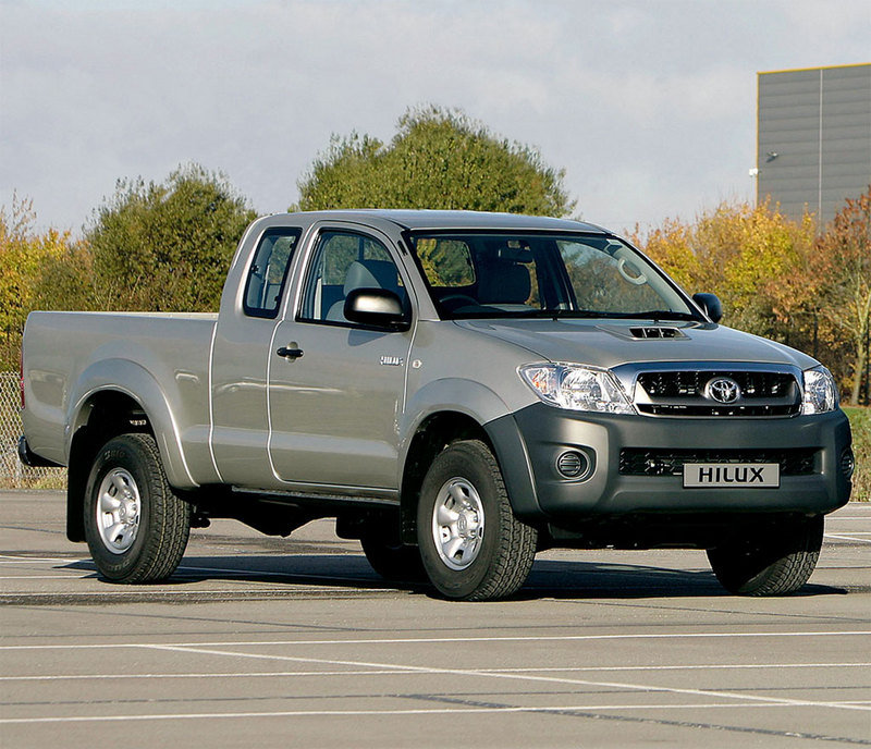 2010 Toyota Hilux - image 337572