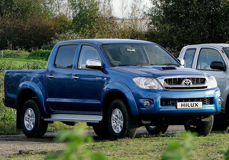 2010 Toyota Hilux - image 337575