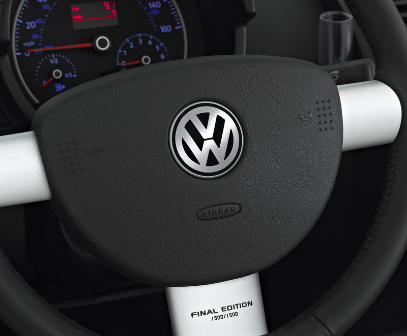 2010 Volkswagen New Beetle Final Edition - image 336755