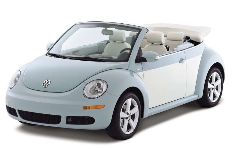 2010 Volkswagen New Beetle Final Edition
