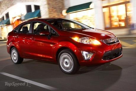 2011 ford fiesta - prices