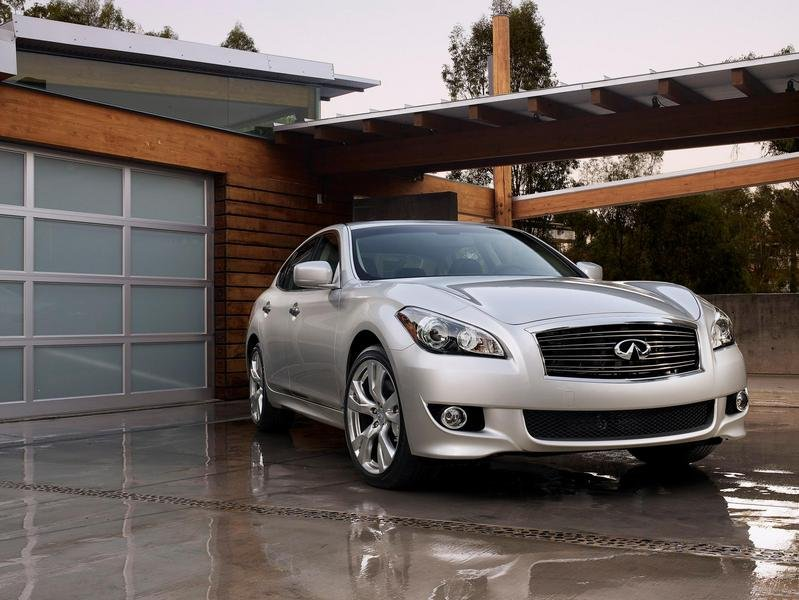 Infiniti M Reviews Specs  Prices  Top Speed