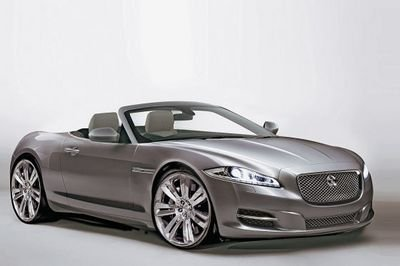 2011 Jaguar XE Roadster - will it look like this?