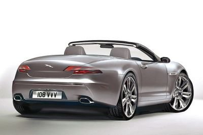 2011 Jaguar XE Roadster - will it look like this? Exterior - image 339161
