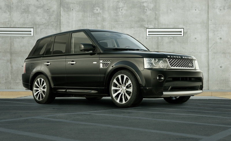 2011 Range Rover Sport Autobiography Limited Edition