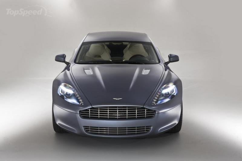Aston Rapide announces price tag for 2010 Rapide