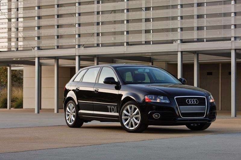Audi A3 TDI - 2010 Green Car of the Year