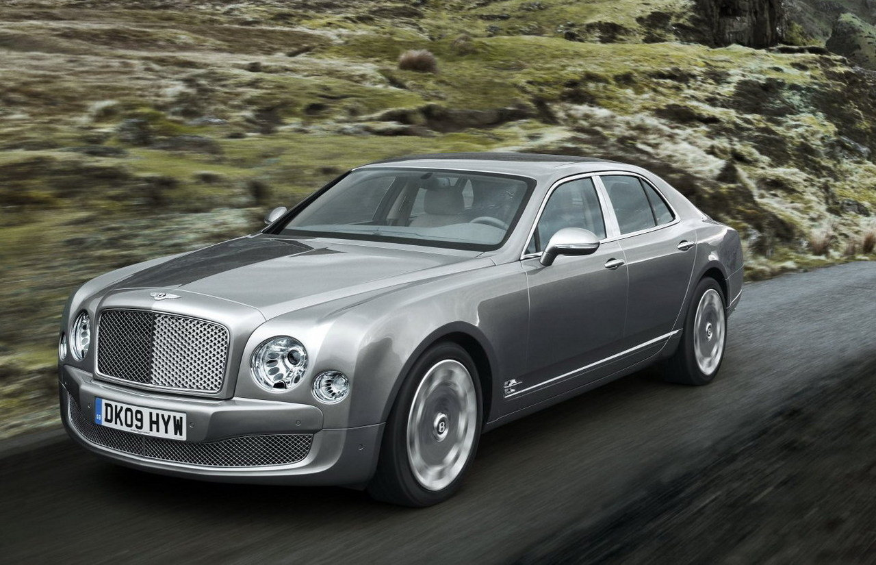 Bentley Mulsanne In Usa At 285 000 Picture 336348 Car