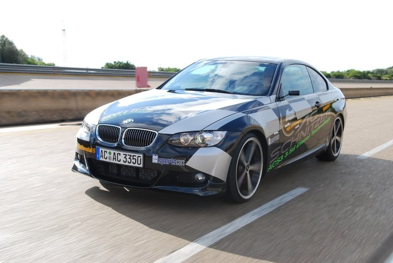AC Schnitzer BMW 335d becomes the fastest street legal diesel at the Nardo Ring, w/ video