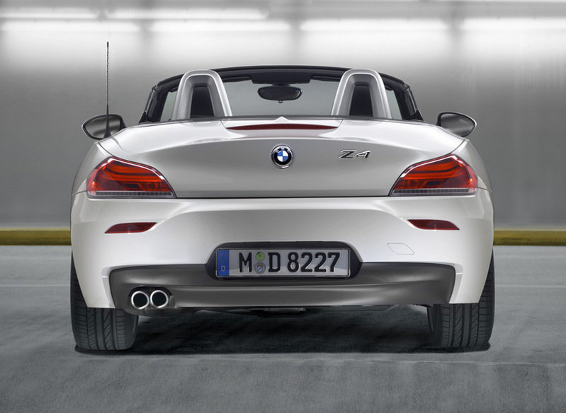 BMW Z4 will also get M-Sport package - image 338709
