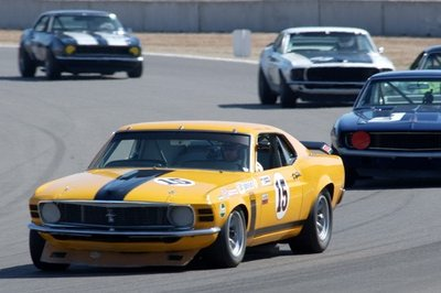 Ford prepares to go road racing with the Boss 302R Mustang Exterior - image 339984