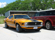 Ford prepares to go road racing with the Boss 302R Mustang - image 339980