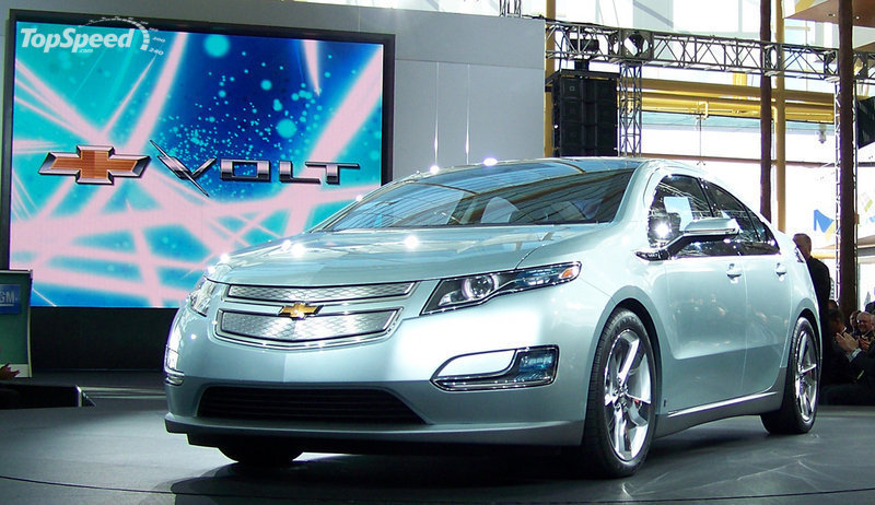 Chevrolet Volt Reviews Specs Prices Photos And Videos Top Speed