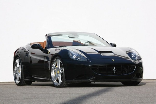 ferrari california by novitec rosso picture