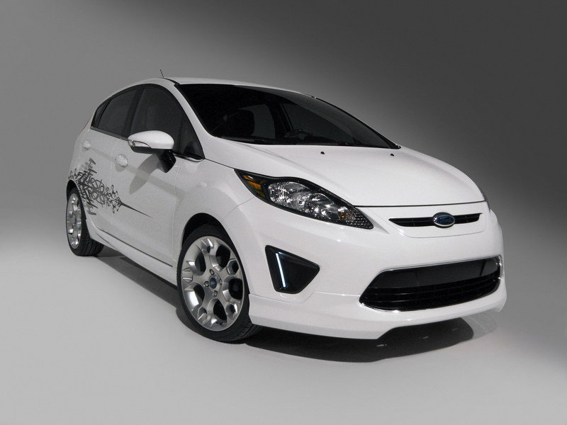 2009 Ford Fiesta by Ford Custom Accessories