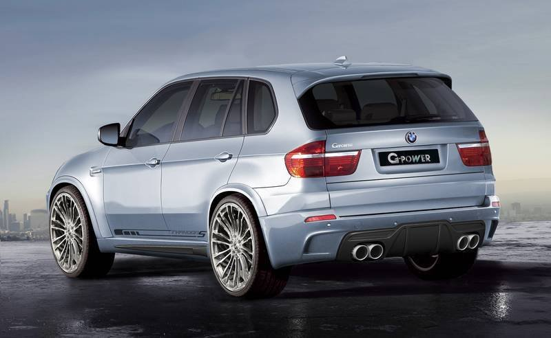 G-POWER X5 M and X6 M TYPHOON - image 338297