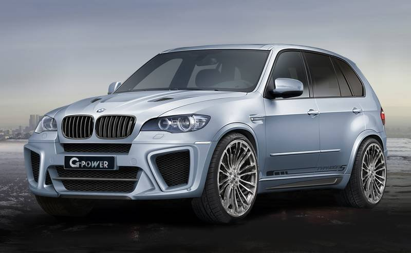 G-POWER X5 M and X6 M TYPHOON - image 338300